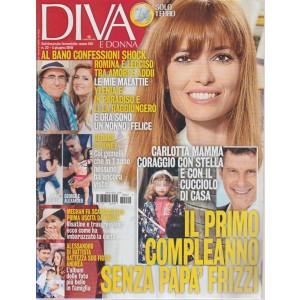 Diva E Donna  n. 22 - 5 giugno 2018 - settimanale femminile