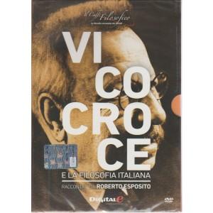 Caffe' Filosofico 2 - Vico  Croce e la filosofia italiana - pubblicazione periodica settimanale