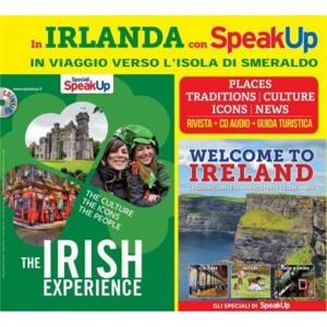 "Speak Up Speciale - ""THE IRISH EXPERIENCE"""