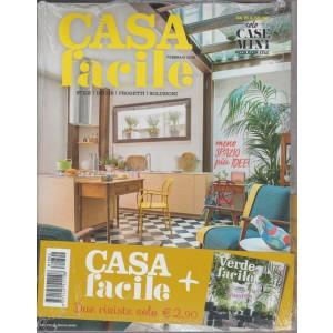 Casa Facile - mensile n. 2 Febbraio 2018 + Verde facile - Febbraio 2018