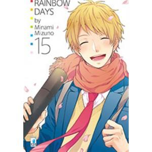 Manga: RAINBOW DAYS # 15 - Star Comics collana Turn Over #215