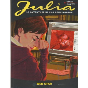 Julia Kendall - mensile n. 237 - Giugno 2018 - Web star