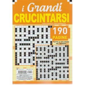 I Grandi Crucintarsi  n. 9 - periodico trimestrale - giugno - luglio - agosto 2018 -