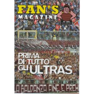 Fan's Magazine - n. 385 - del 25 maggio 2018 - quattordicinale