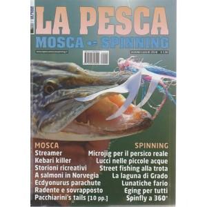 Pesca Mosca E Spinning - giugno - luglio 2018 - n. 3