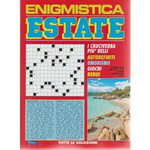 I Cruciverba Piu' Belli - Enigmistica Estate - n. 98 - trimestrale - giugno - agosto 2018