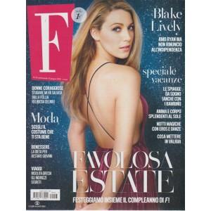 F [Femminile Cairo] - n. 23 - settimanale - 13 giugno 2018 -