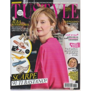 Tu Style - n. 24 - 5 giugno 2018 - settimanale