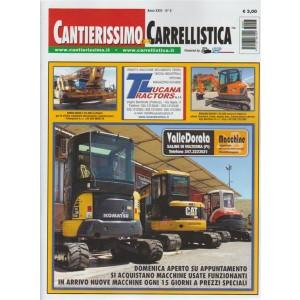 Cantierissimo - + Carrellistica n. 6 - 30 maggio 2018 - mensile