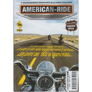 American Ride - Da collezione - Numero unico -  244 pagine