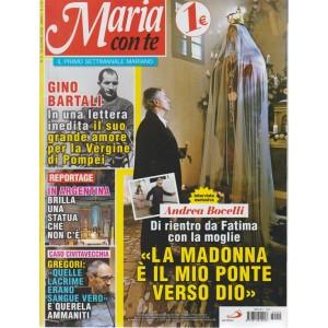 Maria Con Te -  n. 5 - 10 giugno 2018 - settimanale