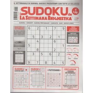I Sudoku D.Settimana