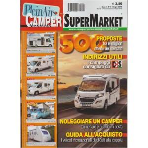 Camper E Caravan Sup - Powered By Plein Air