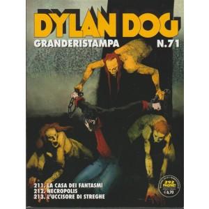 Dylan Dog Granderistampa - bimestrale n. 71 Giugno 2018 - Sergio Bonelli Editore