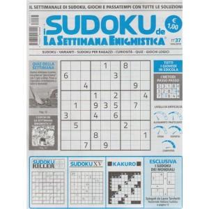 I Sudoku De La Settimana Enigmistica