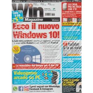 Win Magazine - mensile n. 6(246) giugno 2018 - versione Base con DVD