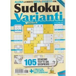 Sudoku Varianti