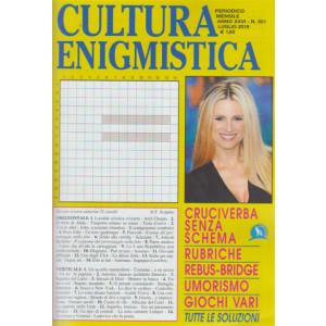 Abbonamento Cultura Enigmistica (cartaceo mensile)