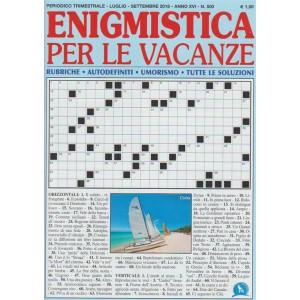Enigmistica Per Le Vacanze