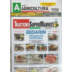 A Come Agricoltura - mensile n. 55 Giugno 2018 + Trattori SuperMarket n.36/2018
