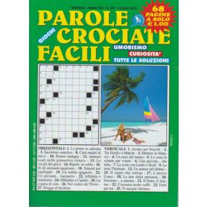 Abbonamento Parole crociate facili (cartaceo  mensile)