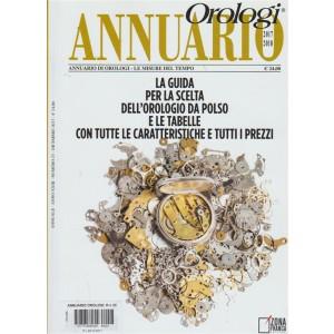 Annuario Orologi 2017-2018