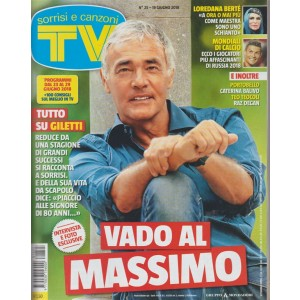 Sorrisi E Canzoni Tv - Vado Al Massimo