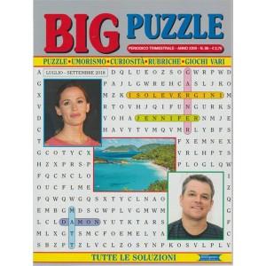 Big puzzle n. 86 - trimestrale -