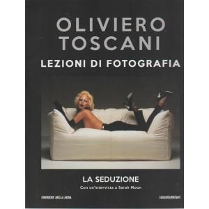 Oliviero Toscani - La Seduzione n.16 - lezioni di fotografia - settimanale
