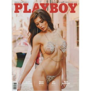 Playboy n. 30 - mensile - giugno 2018