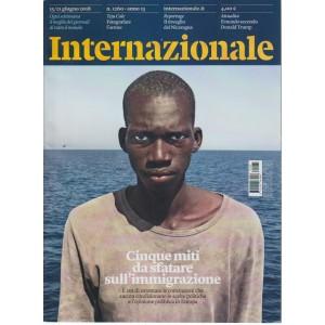 Internazionale - n. 1260 - 15/21 giugno 2018 - settimanale
