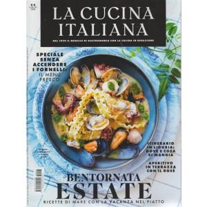 Cucina Italiana n. 7 - luglio 2018 - mensile