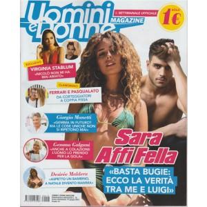 Uomini E Donne Magazine - n. 16 - settimanale - 21/6/2018