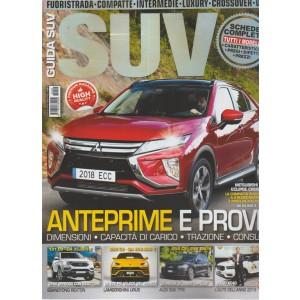 Guida SUV n. 29 - bimestrale - luglio - agosto 2018 -