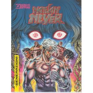 Nathan Never Gigante - Il Guerriero Della Polvere - n. 32 - mensile - luglio 2018 -