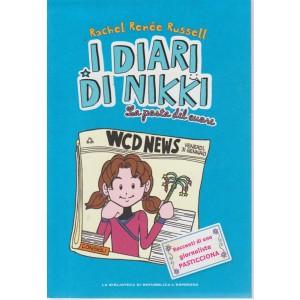 I Diari Di Nikki - La Posta Del Cuore n. 5 - settimanale - di Rachel Reneè Russel