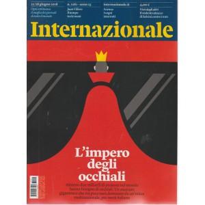 Internazionale n. 1261 - 22/28 giugno 2018 - settimanale