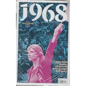 "Internazionale Extra - trimestrale n. 3 Aprile 2018 ""1968"""