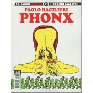 I Grandi Maestri Special - n. 17 - Paolo Bacilieri Phonx - 20 giugno 2018 - 96 pagine - mensile