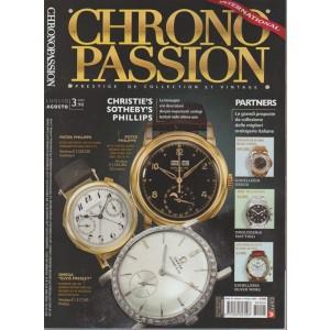 Chrono passion - n. 4 - bimestrale - 23 giugno 2018 -