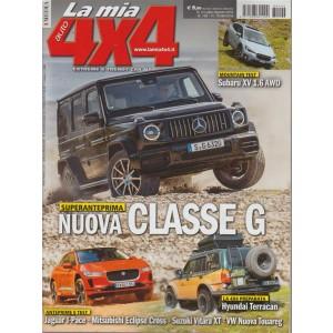La Mia Auto 4X4 n. 4 - luglio - agosto 2018 - bimestrale