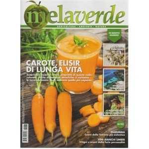 Mela Verde Magazine - n. 7 - mensile - luglio 2018 -