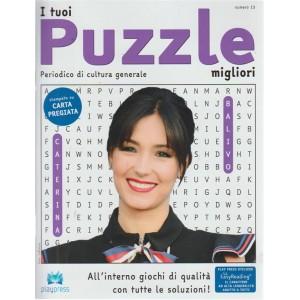 I Tuoi Puzzle migliori - n. 13 - periodico di cultura generale - bimestrale - 27/6/2018