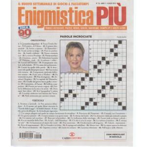 Enigmistica Piu' - n. 26 - 4 luglio 2018 - settimanale - ogni mercoledì in edicola