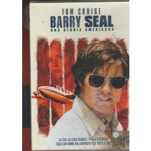 I Dvd Fiction Sorrisi  - luglio 2018 - Tom Cruise - Barry Seal .Una storia americana