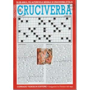 Il Cruciverba - n. 294 - mensile - luglio 2018