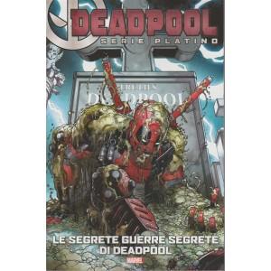 Deadpool serie platino - n. 7 - Le segrete guerre segrete di Deadpool - settimanale