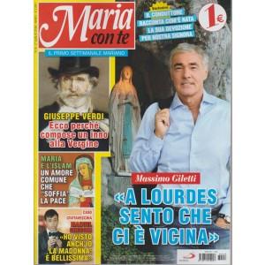 Maria Con Te - n. 8 - settimanale - 1° luglio 2018 -