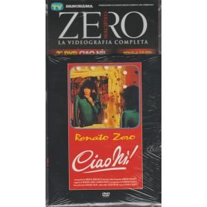 """DVD Renato Zero """"Ciao Nì!"""" - Zero collection n.2 La videografia completa"""