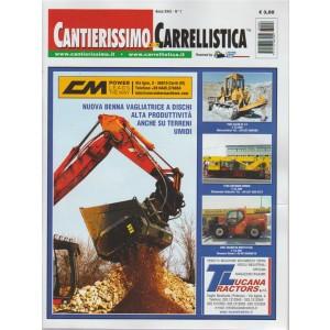 Cantierissimo - + Carrellistica n. 7 - mensile - 27 giugno 2018 -